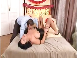 Creampie big breast mother i´d like to fuck
