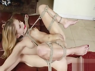Tati and Taylor Russo - Cheating Sisters Punished