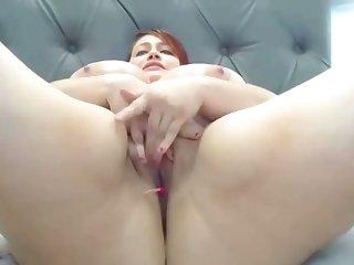 redhead bbw squirting hardcore on webcam