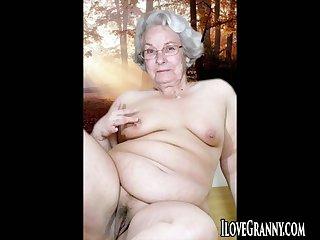 ILoveGrannY Compilation of Slideshow Porn Pics