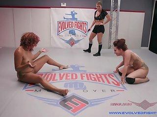 Two girls, one strapon and a lot of sex. Daisy Ducati, Gabriella Paltrova