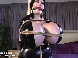 Tittanic Fake Mommy Slut Getting Tied Up