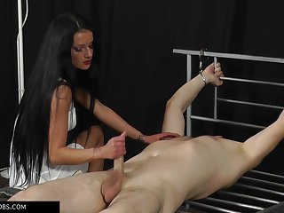 Handjobs - At the Doctor 2 - Blowing Cock