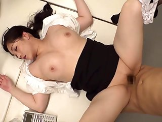 Teen Asian MILF thrilling sex clip