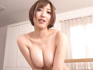 Homemade amateur porn video with trimmed pussy GF Asahi Mizuno